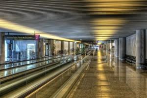 Terminal C de l'aeroport de Palma