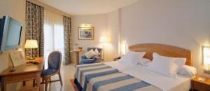 Habitació de l'hotel Melià (Alacant)