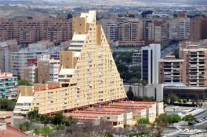 La gran joia de l'arquitectura alacantina: la Piràmide