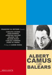 Portada del llibre sobre Camus