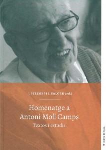 Homenatge a Antoni Moll Camps