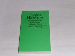 Jürgen-Habermas+Die-postnationale-Konstellation-Politische-Essays