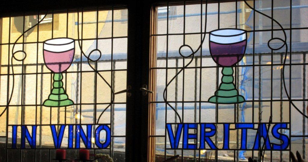 In_vino_veritas_Ratskeller_Ilmenau