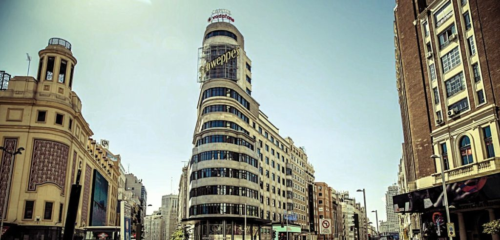 Tour around the City of Madrid Spain